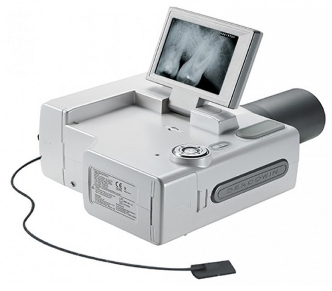 iRay D4 Hand-Held Digital X-Ray System with Sensor