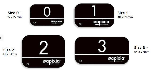 Apixia Dental Phosphor Plate X-Ray System
