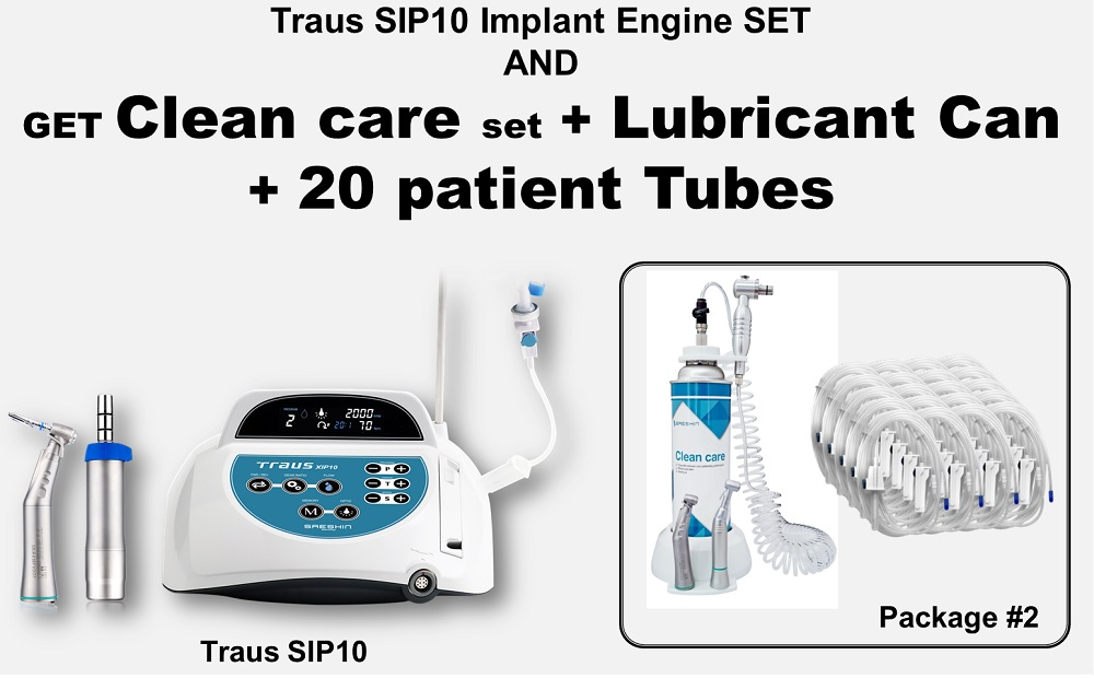 Traus Implant Motor System Special