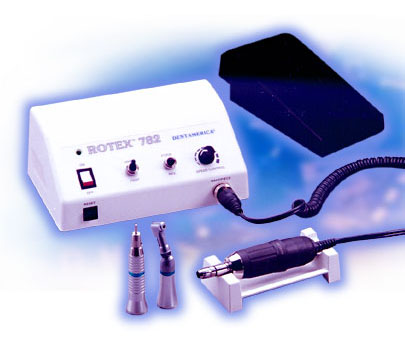 Rotex 782E Electric Dental Laboratory Micro motor